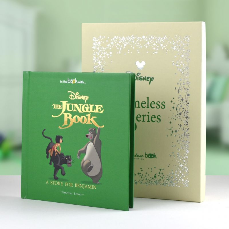 Jungle Book Timeless Disney Book.. Personalised